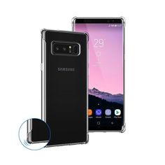 CRYSTAL CLEAR New Anti-Scratch Phone Case Holder Accessories For Galaxy Note 8 | eBay Samsung Galaxy Note 8, Cell Phone Accessories, Notes, Phone Cases, Crystals, Ebay, Report Cards, Notebook, Crystal