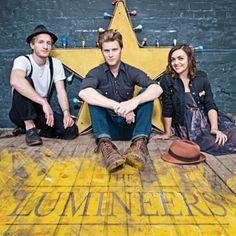 The Lumineers at #Chaifetz Arena Oct 4, 2013.