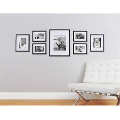 JL photo frames, £55