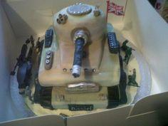 army tank theme