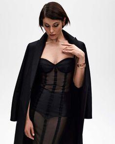 Elle France (2018) - 002 - Gemma Arterton Online Media