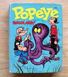 Popeye - Danger, Ahoy!