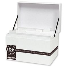 My New Recipe Box!
