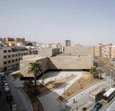 Iberian Museum / J.L. López de Lemus, Harald Schönegger, Ignacio Laguillo & Luis Ybarra