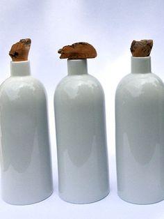 Porcelánová lahev Tyformy