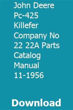 Cummins Parts Catalog Model: Formula 290 (Full Flow Cooling