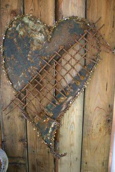 Kathi's Garden Art Rust-n-Stuff