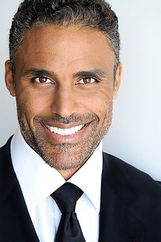 Rick Fox. Handsome.