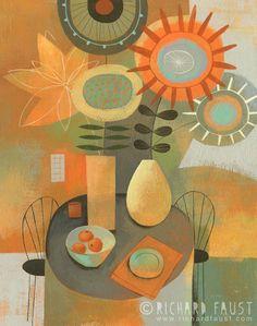 Richard Faust - Tablescape9