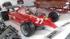Ferrari 126C -Gilles Villeneuve