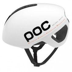 POC Octal Aero Road Cycle Helmet Helium White (2014)