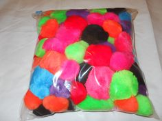 Bag of 100+ pom poms https://www.facebook.com/photo.php?fbid=10152116013331917=oa.586568858053858=3