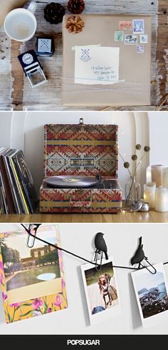 Home Gifts For Building a Hipster Haven