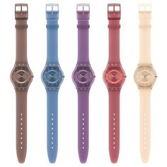 Ah, classic Swatch...Skin style.