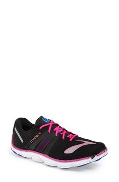 Free shipping and returns on Brooks 'Pure Connect 4' Running Shoe (Women) at Nordstrom.com. A lightweight, breathable mesh running shoe is specially engineered to stabilize the foot and prevent pronation with a wide medial band that hugs the foot and a reinforced heel counter. A BioMoGo® biodegradable midsole offers eco-friendly benefits long after the run is done.