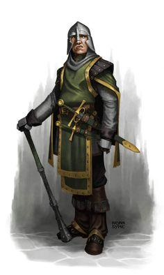 Guard by BryanSyme.deviantart.com on @DeviantArt