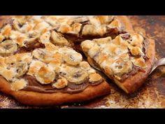 Dessert Pizza (No-Knead Brioche Dough) - Gemma's Bigger Bolder Baking