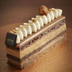 Skills Needed To Become A Patisserie Chef - Useful Articles Gourmet Desserts, Mini Desserts, Delicious Desserts, Dessert Recipes, Elegant Desserts, French Desserts, Mini Cakes, Cupcake Cakes, Cupcakes