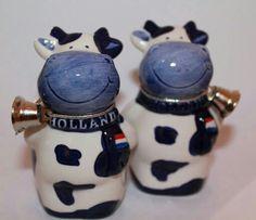 Delftsblauw Zout en Peper set