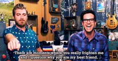 Too Many Rhett and Link Gifs