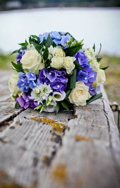 svatební kytice modrá jaro - Hledat Googlem
