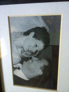 Such a happy day... Happy anniversary my husband xx