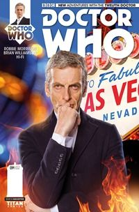 Doctor Who May Solicitations