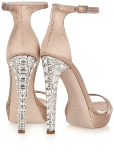 love these #blinging heels!