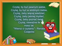 Znalezione obrazy dla zapytania czytanie książek clipart Polish Language, Creative Kids, Kids And Parenting, Family Guy, Science, Education, Reading, School, Children