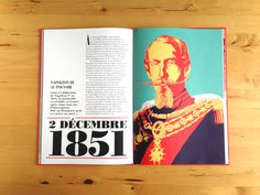 40 dates of French History on Behance