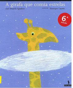 Resultado de imagem para a girafa que comia estrelas