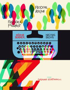 Opening credits of Régis Roinsard's Populaire (2012)