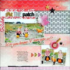 At the Patch ~Carta Bella