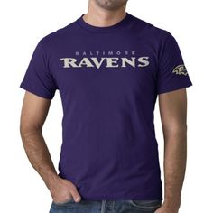 NFL Baltimore Ravens Mens 47 Brand Fieldhouse Basic Tee Grape Large    You  can get f7e7757e0