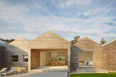 Completed in 2014 in Frösakull, Sweden. Images by Åke E:son Lindman. Villa N1, designed by Jonas Lindvall of Malmö-based architecture and design studio, Lindvall A & D, is a single-family summerhouse located on the...