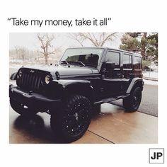 Take my money, take it all!