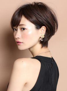 ☆黄金バランス☆ 大人スウィートショート|髪型・ヘアスタイル・ヘアカタログ|ビューティーナビ