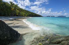 Salomon Bay Beach St. John USVI