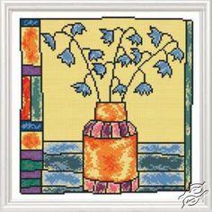 Bluebells - Cross Stitch Kits by RTO - M477
