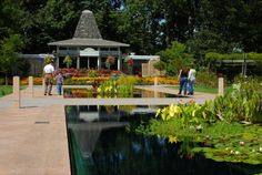 Royal Botanical Gardens - the perfect spot for a casual stroll through the serene landscape or to plan a beautiful wedding location!