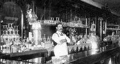 Image result for men bartender 1930