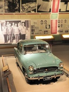 1955 Toyota | Kuragaike Museum, Toyota, Aichi, Japan トヨタ鞍ケ池記念館