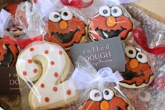 Elmo Birthday Party Ideas - ModernMommyhood.com