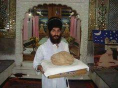 Turban of Shri Guru Nanak Dev ji