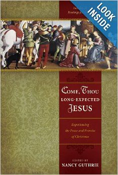 Come, Thou Long-Expected Jesus: Experiencing the Peace and Promise of Christmas edited by Nancy Guthrie// This is on my wish list Randy Alcorn Books, Advent Readings, Lloyd Jones, Book Annotation, Christmas Books, Christmas Holidays, Got Books, Book Review, How To Memorize Things