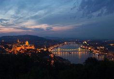 Budapest, Hungary - Honeymoon in Europe