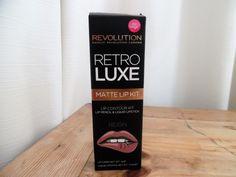 #Makeup Revolution #Matte Lipstick #Liquid Lipstick