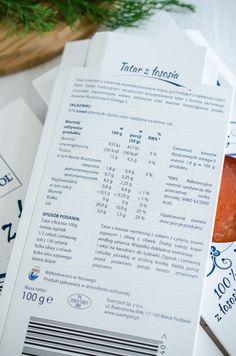 #Tatar z łososia firmy #Suempol #salmon #łosoś
