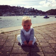 Ottilie in Dartmouth Harbour