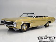 1969 Chevy Impala SS Convertible